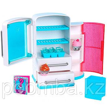"""Игровой набор """"Шопкинс 6: Кулинарный клуб"""" - Холодильник"""