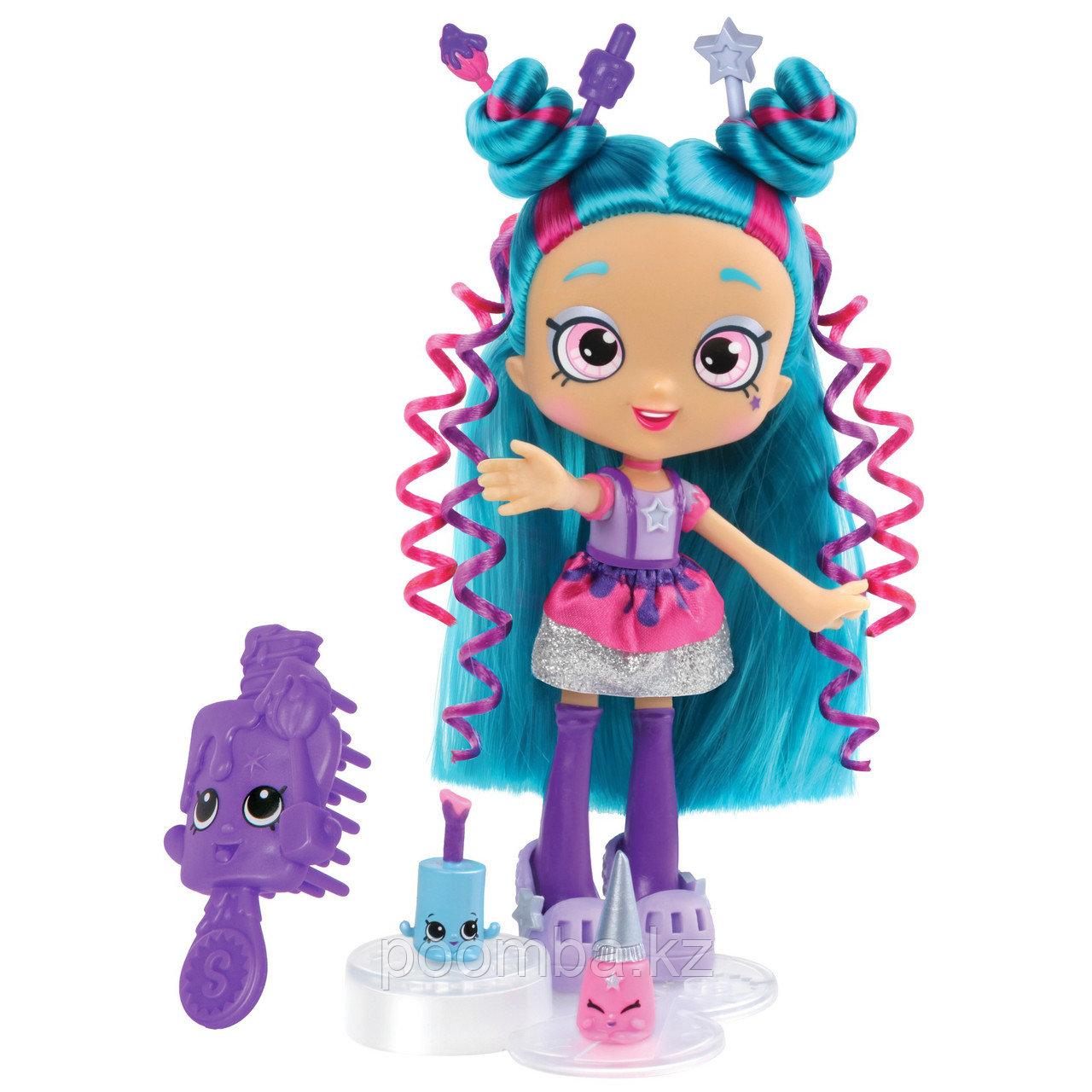 """Кукла """"Шопкинс Кукла """"Шопкинс Шоппиес: Цветочная"""" - Полли Полиш, 15 см"""