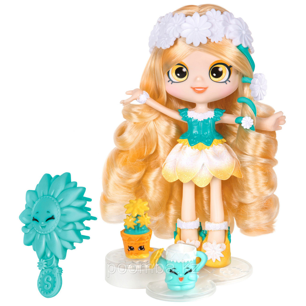"Кукла ""Шопкинс Шоппиес: Цветочная"" - Дейзи Пэтелс, 15 см"