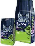 Monge Superpremium BWild Wild Boar Корм с мясом дикого кабана для взрослых собак всех пород, 7,5кг, фото 1
