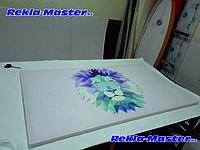 Печать изображений на холсте можно отнести к отдельному виду искусства, сочетающему в себе традиционные материалы и новые технологии. Холст может использоваться как материал для самых разнообразных печатных решений: фото, репродукции произведений иск