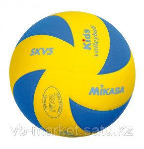 Облегченный волейбольный мяч MIKASA SKV5-YP FIVB, фото 2