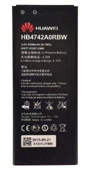 Заводской аккумулятор для Huawei Ascend G730-U10 (HB4742A0RBC, 2300mAh)