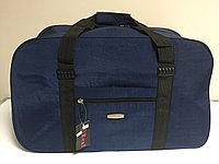 Большая дорожная сумка REAL. Высота 42 см,длина 68 см, ширина 34 см., фото 1
