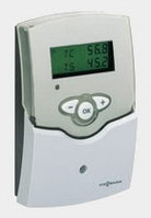 Vitosolic 100, электронный контроллер