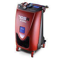 Автоматическая установка для заправки автомобильных кондиционеров KONFORT 705R, TEXA