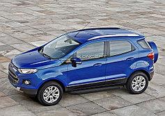 Пороги, подножки Ford Ecosport 2014-