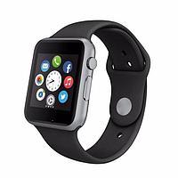 Сенсорные умные часы-телефон Smart-Watch Apple дизайн