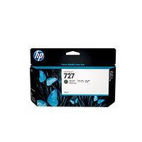 HP №727 DesignJet, 130 мл, Черный матовый струйный картридж (B3P22A)