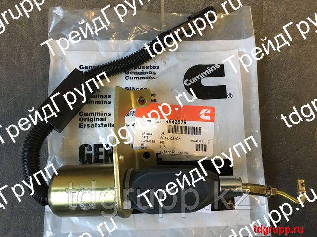 5292297 Клапан отсечки топлива (соленоид) Cummins QSB