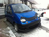 Накладки на фары (реснички) Daewoo Matiz вариант 2