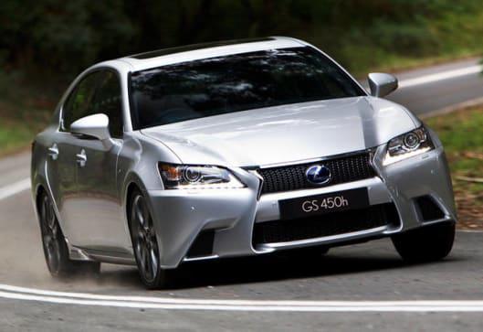 Lexus GS (L10) 2012-2015