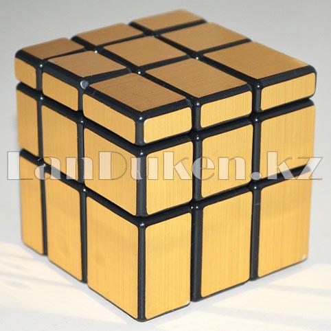 Кубик Рубика золотой 3x3 Magic Square - фото 2