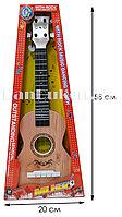 Детская маленькая гитара (укулеле) 58 см