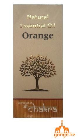 Натуральное эфирное масло Апельсина (Essential Oil Orange), 10 мл