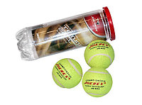 Мяч для бол. тенниса 3шт в банке Joerex JO602