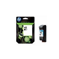 HP №45 Большой, Черный струйный картридж (51645AE)