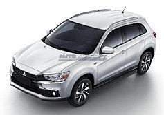 Пороги, подножки Mitsubishi ASX 2016-