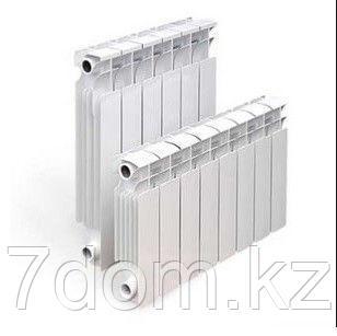 Радиаторы отопления Биметалл 200\96 высота 23см, фото 2