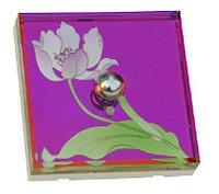 Сенсорный выключатель в стеклянном корпусе (тюльпан)