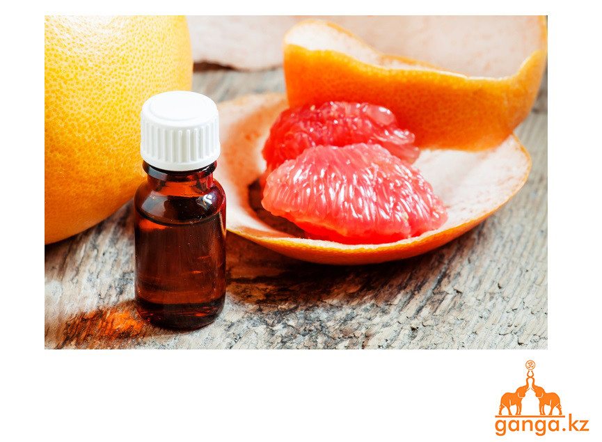 Натуральное эфирное масло Грейпфрута (Essential Oil Grape Fruit), 10 мл