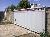 Автоматические сдвижные  откатные ворота, фото 3
