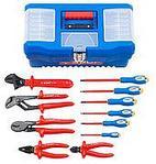 Диэлектрический инструмент для работ под напряжением до 1000в