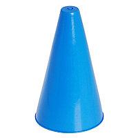 Конус для разметки 16 см синий Россия гп14603