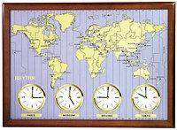 Часы настенные Rhythm CMW902NR06