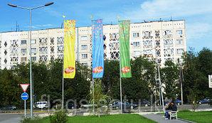 Флаг в Алматы