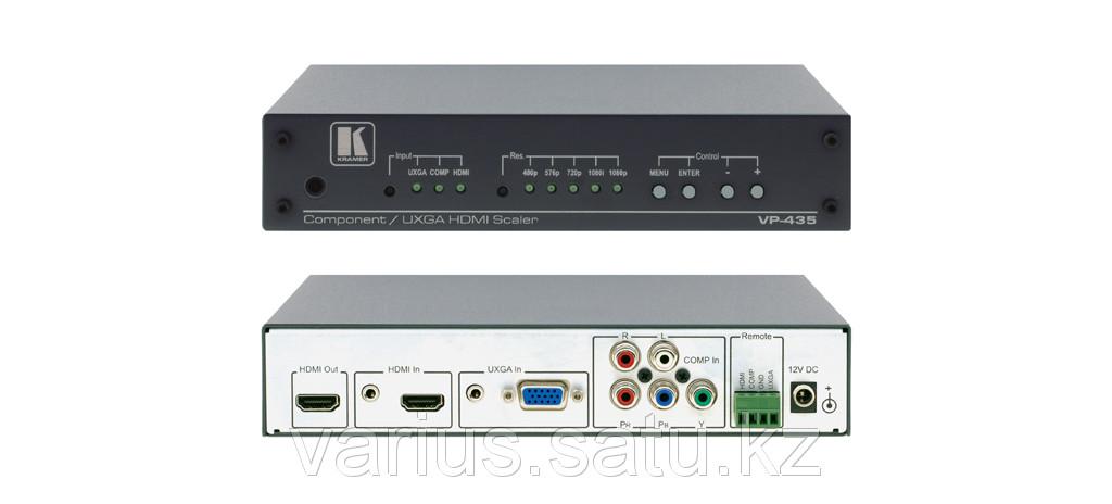 Масштабатор сигналов HDMI, VGA или YUV в сигнал HDMI