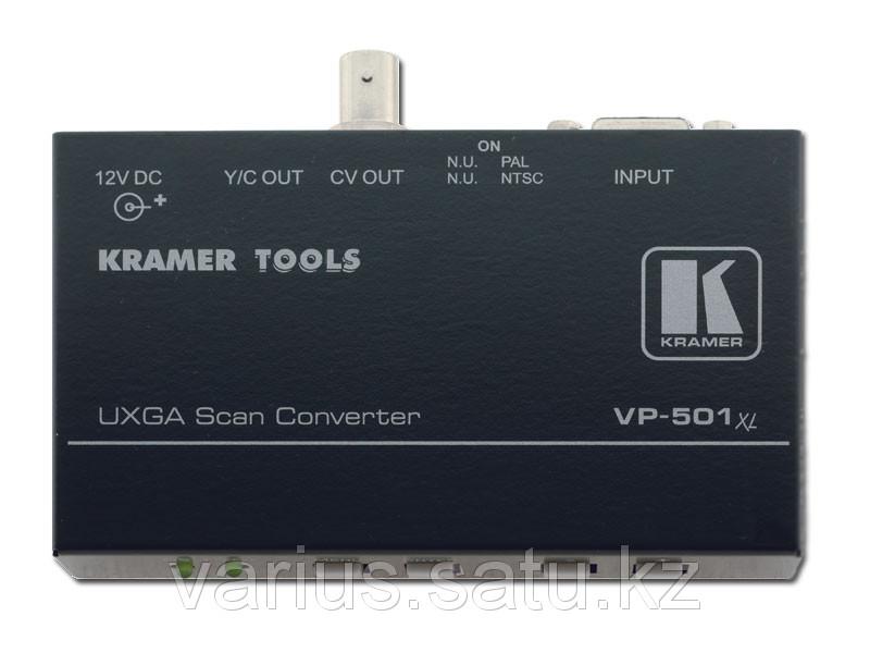 Преобразователь частоты развертки сигналов VGA, HDTV
