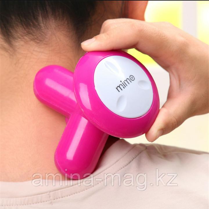 Массажер для тела вибра массажер для спины аппликатор