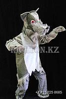 Новогодний костюм волк зубами щёлк