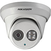 Купольные IP Видеокамеры HIKVISON