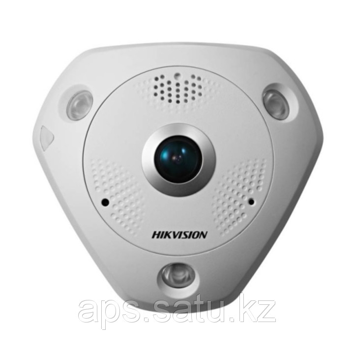 Купольная IP видеокамера Hikvision DS-2CD6332FWD-I