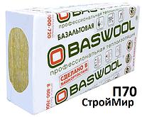 Вата каменная базальтовая минеральная минплита Bawool П75 в Алматы