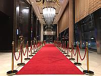 Прокат ковровых дорожек в Алматы