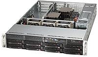 SuperServer 2027R-72RFTP+ Rack