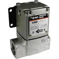 2/2 клапан для работы с высокотемпературными жидкостями и паром VND