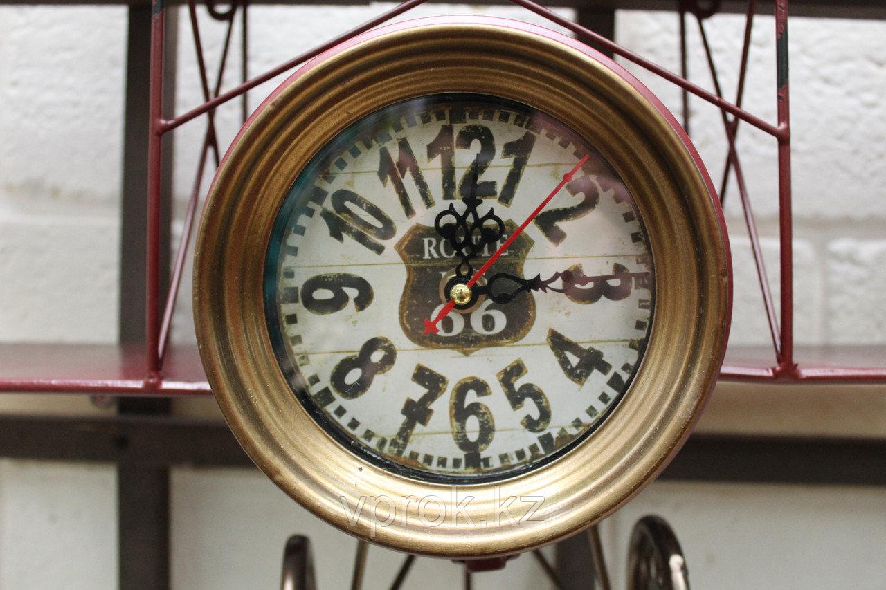 """Часы настенные, """"Аэроплан"""", 64*32 см - фото 2"""