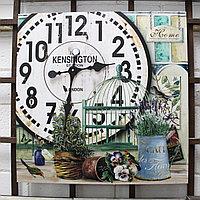 """Часы настенные, """"Home"""", 60*60 см"""