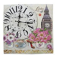 """Часы настенные, """"London"""", 39*39 см"""