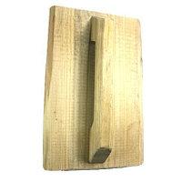 Терка штукатурная деревянная для стен 100х400мм
