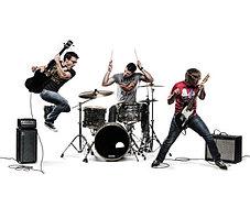 Выступления музыкальных групп