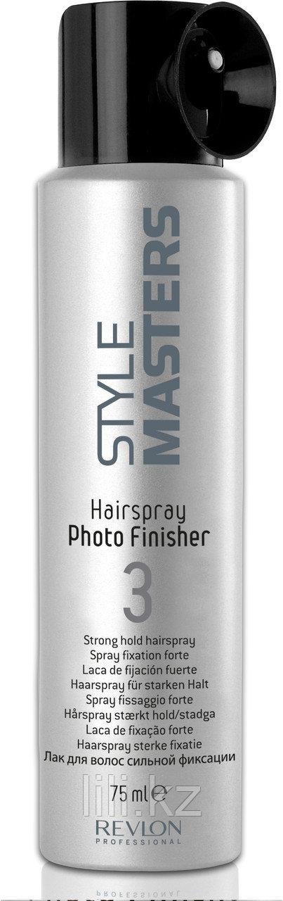 Лак для волос Revlon Style Masters Photo Finisher Hairspray 75 мл.
