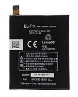 Заводской аккумулятор для LG G Flex F340 (BL-T11, 2500mAh)