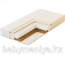 PLITEX Матрас в кроватку ECO LAT (119х60х12см)