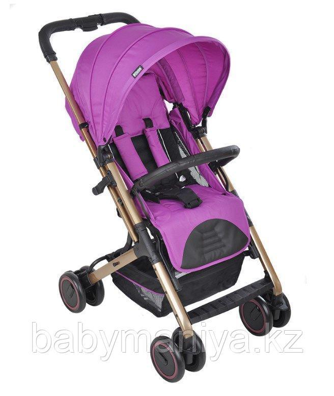 Легкая прогулочная Коляска PITUSO Navarra Purple/Фиолетовый
