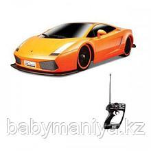 Радиоуправляемая машина Lamborghini Gallardo Оранжевый